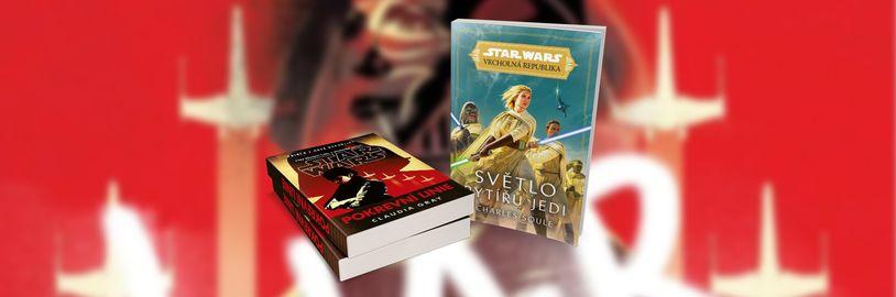 Díky Světlu rytířů Jedi začíná Star Wars: Vrcholná Republika vycházet česky