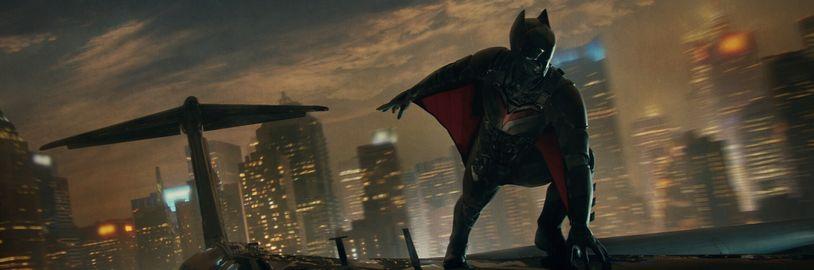 Dočkáme sa live-action verzie Batman Beyond? Na internetoch sa o tom hovorí, spomína sa Keaton