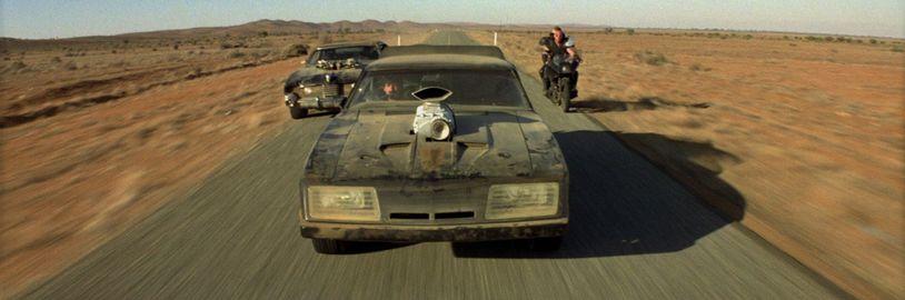 """Auto """"V8 Interceptor"""" z pôvodného filmu Mad Max je na predaj"""