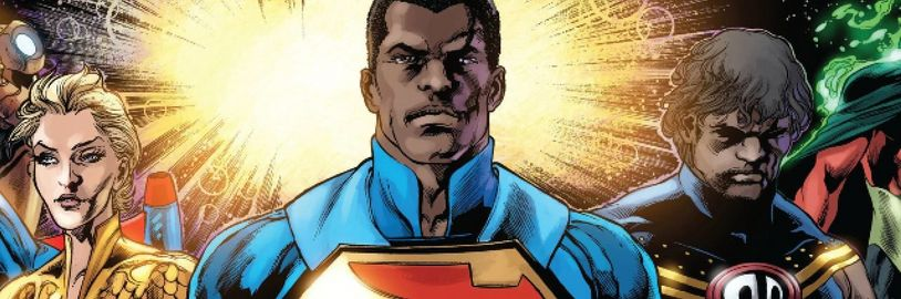 Nový filmový Superman bude černoch, hľadá sa režisér aj herec