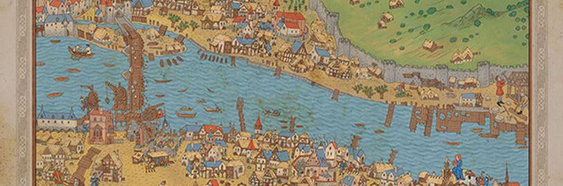 Společenská hra PRAGA, Hlava království je těsně před dokončením