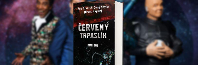 Omnibusové vydanie scifi britkomu Červený trpaslík od Arga bude meškať