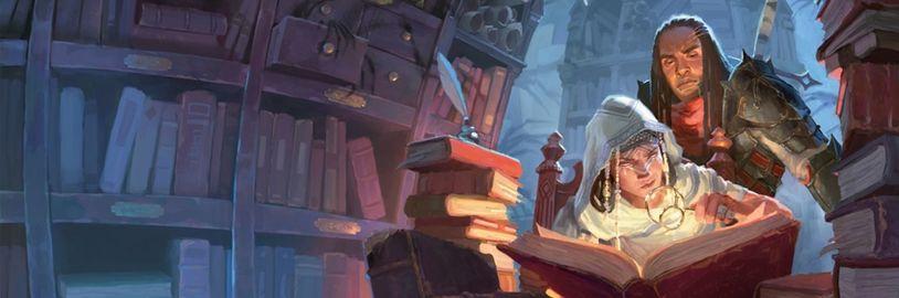 Candlekeep Mysteries - První D&D kniha roku 2021