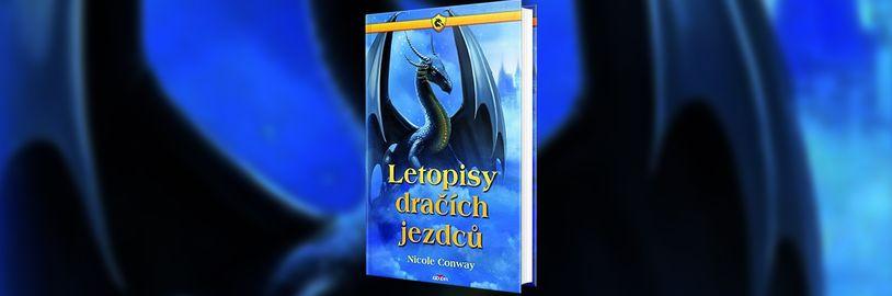 Napůl člověk a napůl elf Jaevidem se stane vyvoleným dračím jezdcem ve fantasy románu Letopisy dračích jezdců
