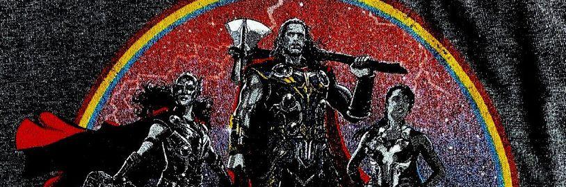 Natalie Portman jako Mighty Thor v novém Thorovi