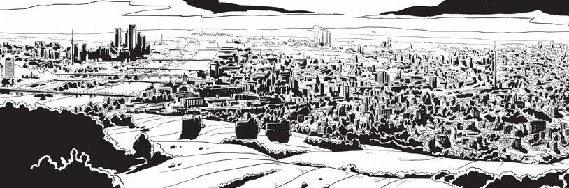 Slovenský komiks svetového formátu Všetky tie svety konečne po slovensky