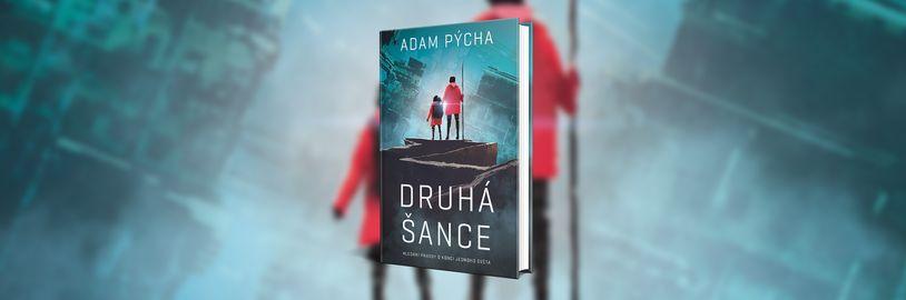 Druhá šance, český román s tajemnou zápletkou