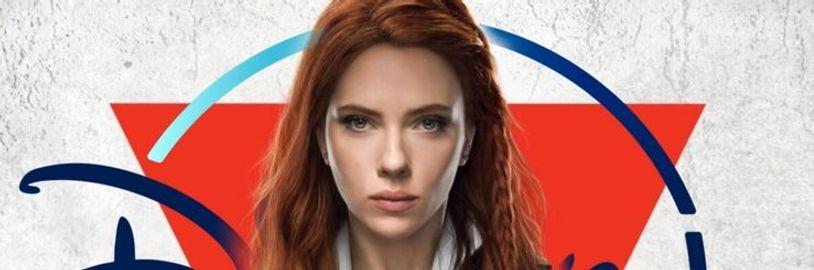 Šťastný konec pro obě strany. Scarlett Johansson se usmířila s Disneym