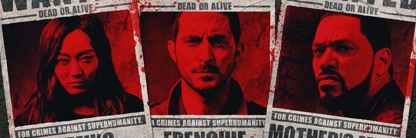 Carpenter v novej Veci, The Boys na nových plagátoch a Keaton vo Flashovi
