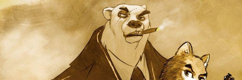Komiks Jack Wolfgang konečně zamířil i do našich knihkupectví