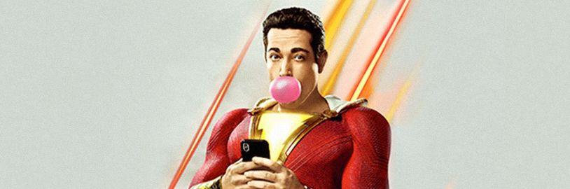Známe termín premiéry Shazam 2