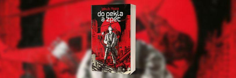 Na splatterpunkový akční sci-fi román Do pekla a zpět budete potřebovat silný žaludek