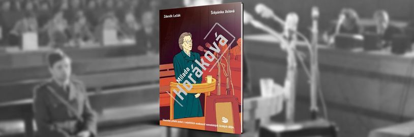 Argomiks připravuje k 70. výročí popravy Milady Horákové stejnojmenný komiks