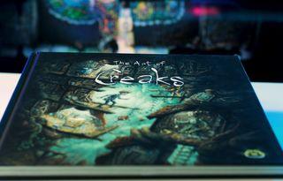 Soutěžte s námi o artbook The Art of Creaks a sběratelskou edici hry
